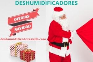 Oferta Navidad Deshumidificadores